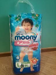 Обзор от покупателя на <b>Трусики Moony Man</b> (Муни), для ...