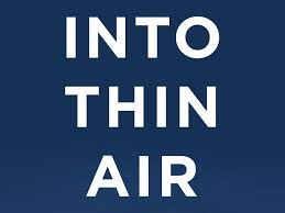 into thin air by jon krakauer   amricas box of thoughts into thin air by jon krakauer