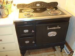 Sears Country Kitchen stove - today's ebay pick | Stove, Stove ...