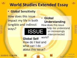 TOK Essay Info   SCHS TOK dashain essay