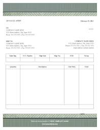 sample invoice best praying sample invoice blank invoice templates 10 sample forms to blank invoice template