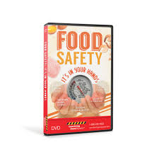 food safety it s in your hands dvd