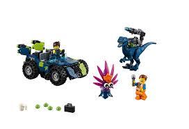 Rex's Rex-treme Offroader! <b>70826</b>   <b>THE LEGO</b>® <b>MOVIE</b> 2™   Buy ...