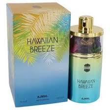 <b>Hawaiian Breeze</b> by <b>Ajmal</b> Eau De Parfum Spray 2.5 oz (Women ...