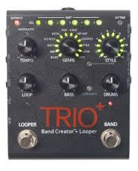 <b>Digitech TRIO+ педаль</b> для гитары с эффектом Band Creator + ...