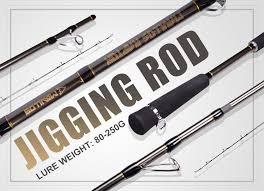 <b>MAVLLOS</b> RAPTOR Superhard Jigging Rod Spinning Fishing Rod ...