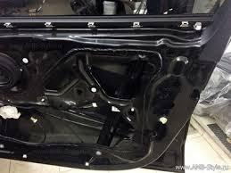Установка оригинальных <b>доводчиков дверей</b> на <b>BMW X5</b> (<b>F15</b>)