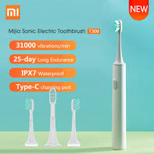 <b>original T300</b> Xiaomi Mijia <b>Sonic Electric</b> Toothbrush Rechargeable ...