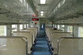 Business Class Train Mutiara Timur Train