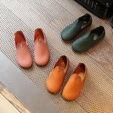 <b>AFDSWG kids</b> leather shoes <b>PU</b> little girl shoes black <b>children's</b> ...