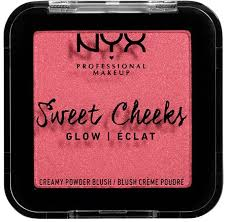 <b>NYX Professional Makeup</b> Sweet Cheeks Glow Blush - Сияющие ...
