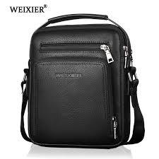 <b>WEIXIER</b> 2019 New <b>Fashion</b> PU Leather Men Designer High Quality ...