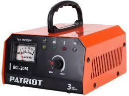 Зарядное <b>устройство Patriot BCI-20M</b> купить недорого в Минске ...