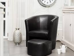 Stanford <b>tub chair</b> black