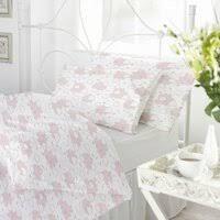 «Комплект <b>постельного белья Baby Nice</b> Облака, цвет: розовый ...
