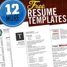 ideas about free resume on pinterest   resume template free      more free resume templates to help you get ahead in your job search  looking for a job in the beauty industry  salons  spas  brand  s  beauty educator