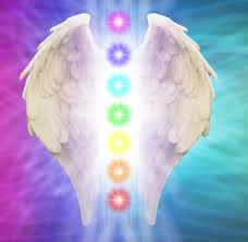 Image result for Angels and Chakras
