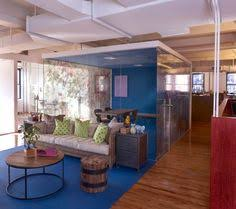 a playful office design with a warm homey feel baya park company office design