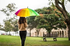 Image result for girl in rain