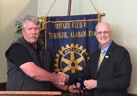 booker t washington society club building tour spring 2016 essay contest at their local booker t washington high school pictured l roland vaughan president rotary club of tuskegee trust me