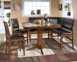 best round dining table banquette seating banquette dining room furniture
