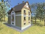 Онлайн дизайн фасада дома