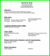 how to write experience in resume  socialsci cohow to write a resume with no job experiencepincloutcom templates