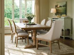 chair dining room tables rustic chairs: rustic dining table by paula deen furniture with