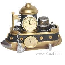 <b>Часы</b> - Сувениры <b>морской</b> тематики
