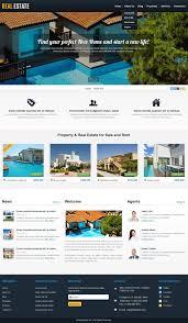 white real estate wordpress theme 44205