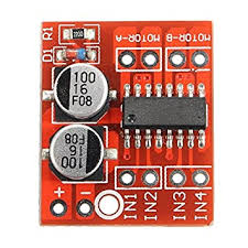 <b>5pcs Dual Channel</b> L298N DC Motor Driver Board PWM Speed ...