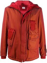 C.P. Company <b>Куртка</b> Со <b>Стеганой Подкладкой</b> - Farfetch