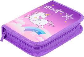 <b>Пенал Berlingo Magic Unicorn</b>, одно отделение, с ...