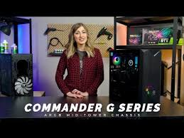 <b>Thermaltake</b> Chassis - <b>Commander</b> G Series - Product Look ...