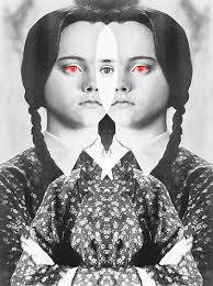 FASHION / Be Someone Else : Wednesday Addams Style - bampw-black-and-white-christina-ricci-the-addams-family-wednesday-addams-Favim.com-78038