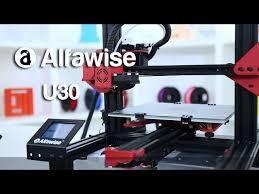 <b>Alfawise</b> U30 DIY Desktop <b>3D Printer</b> Review - Gadget-Freakz.com