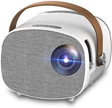 Mini Projector, LEJIADA Portable Projector, Full HD ... - Amazon.com