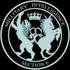 Image result for MI6 LOGO