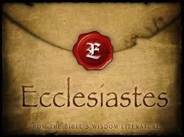 Image result for ecclesiastes