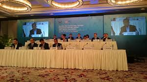 apec members create coalition to join services revolution reaffirming goals the apec delegates to the srmm meeting announce their plans for structural reform