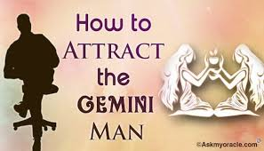Image result for HOW TO ATTRACT A GEMINI MAN AND WOMAN
