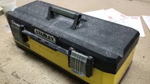 <b>Ящик для инструментов Stanley</b> 1-95-614 . Обзор . - YouTube