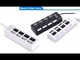УСБ 2.0 хаб <b>4</b> порта с выключателями <b>4</b> Port Tap <b>USB 2.0 Hub</b> ON ...