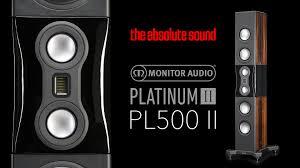 Игра по-крупному: <b>напольная акустика Monitor Audio</b> PL500 II в ...