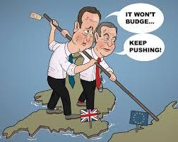 Resultado de imagem para cartoons brexit