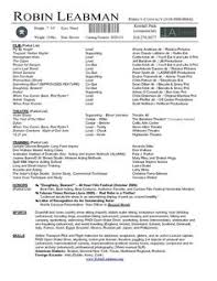 acting resume template free download httpwwwresumecareerinfo download resume template