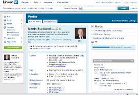 linkedin – a professional profile   resume writing services for    linkedin – a professional profile