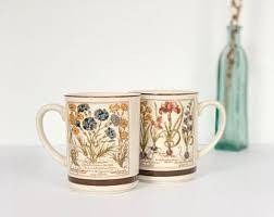<b>Vintage mug set</b> | Etsy