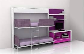 astounding beds for small bedrooms furniture with purple bed along white ladder also white purple study astounding modern loft bed