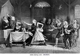 Salem Witch Trials Stock Photos  amp  Salem Witch Trials Stock Images     Deliverance